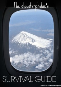 Mount Fuji from the plane!