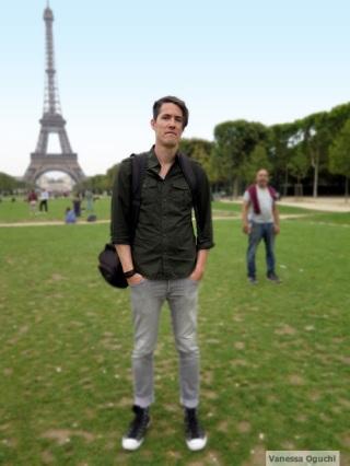 Paris friends