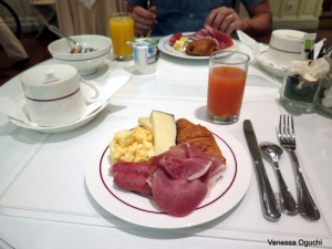 Breakfast at Best Western