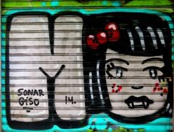 nancy graffiti