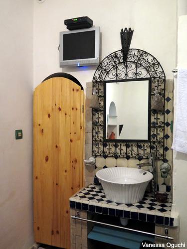 Dar Rif room