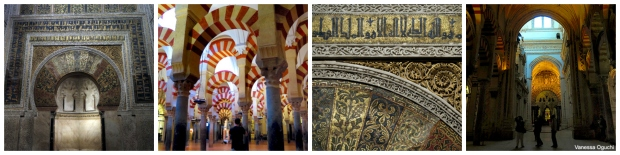 Mezquita collage
