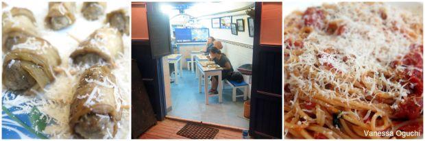 Vagues Bleues Restaurant