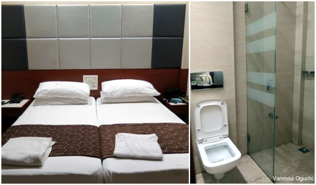 A diamond in the rough.  Best budget accommodation in Mumbai.