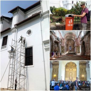 Churches galore in Old Goa