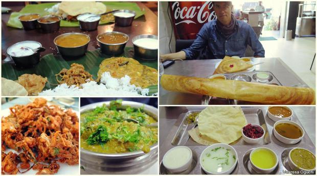 Mysore food: