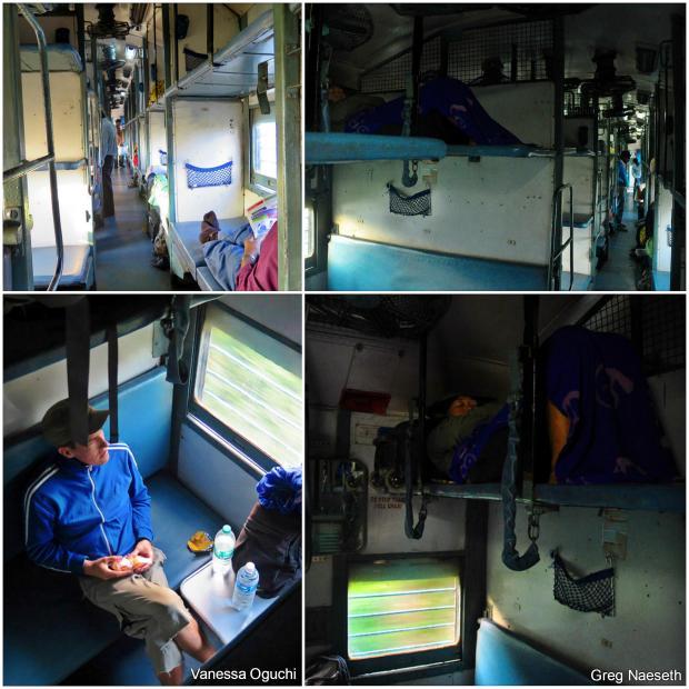 Non AC Sleeper Train