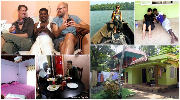 Munroe Backwater Homestay: